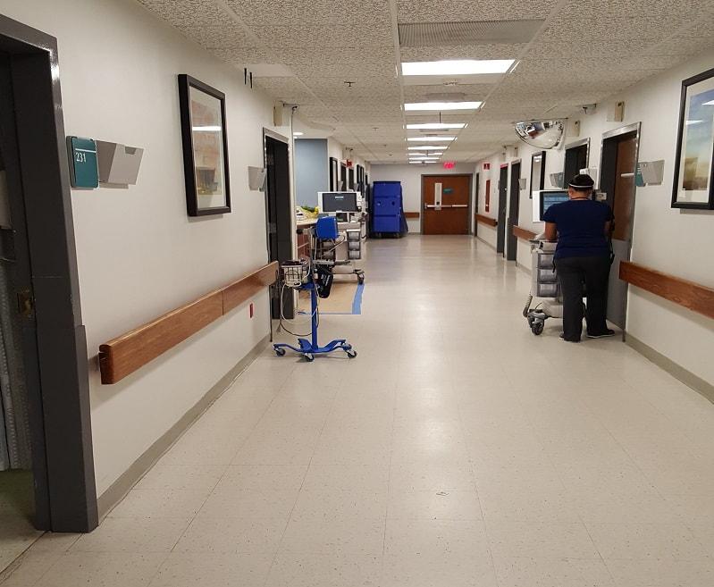 Scotland Health Care System-2nd Floor Renovation